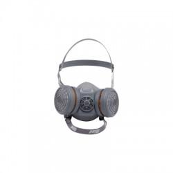 Masque à peinture A1P2 (Kit 50 pré filtres P2 + 2 cartouche A1)
