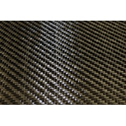 Carbon fibre HR 6 K AS4 Twill 2/2 280 g/m² width 120 cm