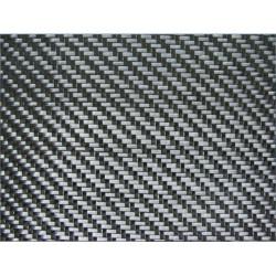 Carbon fibre HR 3K T300 Twill 200 g/m² width 125 cm