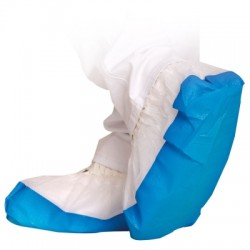 Disposable protection shoe covers, one size