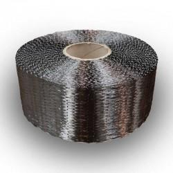 UD Carbone tissé 300 g/m² 100mm