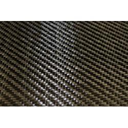 Tissus de carbone HR 6 K Sergé 2/2 285 g/m² en 120 cm de large