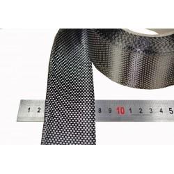 Ruban 0° Carbone HR UD 174 g/m²
