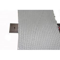 Tresse plate 100 mm Verre E