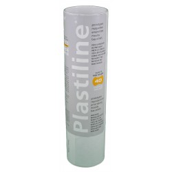 Plastiline Ivory 40 (very flexible)