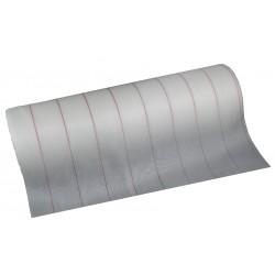 Tissu d'arrachage PEELTEX rouge