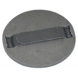 Cale ronde mousse diamètre 150 mm velcro