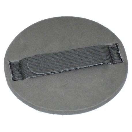 Cale ronde mousse diamètre 150 mm velcro