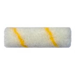 Manchon patte de lapin à clip (jaune poils longs)