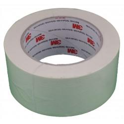 Adhesive 3M White 50m x 50mm (standard)