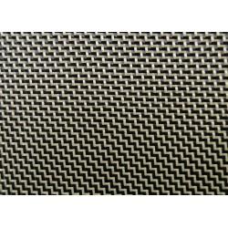 KC 213 Twill Carbon Aramid 213 g/m² width 120 cm