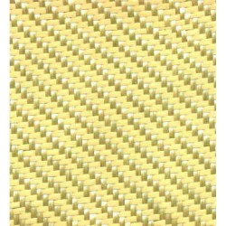 Aramid twill fabrics 2-2 170 g/m² width 120 cm