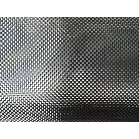Tissus de carbone HR 3K T300 Taffetas 193 g/m² en 100 cm de large