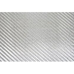 Tissus de verre E Sergé 2/2 162 g/m² en 100 cm de large