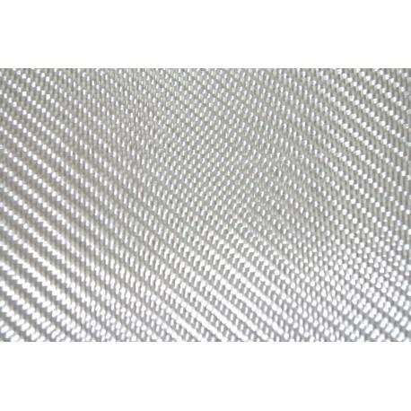 Tissus de verre E Sergé 2/2 162 g/m² en 80 cm de large
