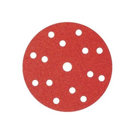 Abrasif Disque Velcro 15T Diam 150mm