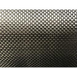 Tissus de carbone HR 6K TR50S Taffetas 280 g/m² en 100 cm de large
