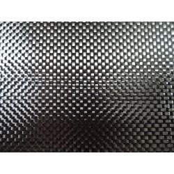 Tissus de carbone HR 1K T300 taffetas 95 g/m² en 100 cm de large