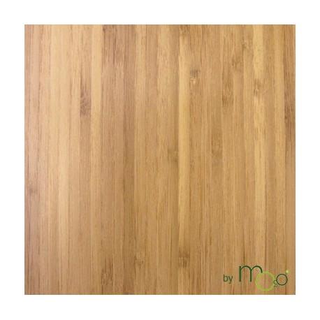 Bambou Placage Vertical Caramel Epaisseur 0,6mm 2500x430mm