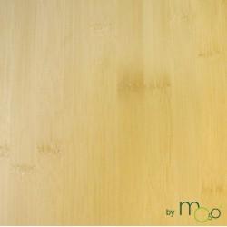 Bambou Placage Horiz. Naturel Epaisseur 0,6mm 2500x430mm