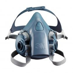 Demi-masque réutilisable 3M™ 7502