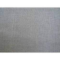 Fabric in linen twill 2/2 200 g/m² width 120 cm
