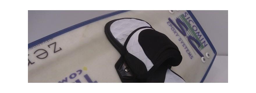 Accessoires pour réalisation de Kite et Surf
