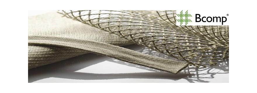 Linen Bio-based unidirectional fabrics