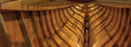 Stratification et collage des bois