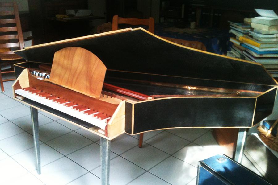 Épinette pour piano