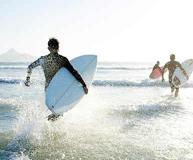 Surf planche ski - kite skate