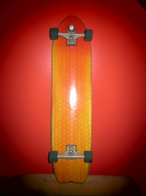 Fabrication d'une planche de skateboard en infusion